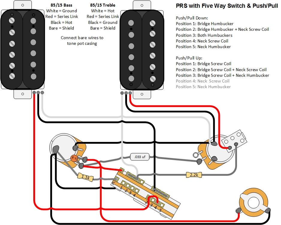Prs S2 Wiring Diagram