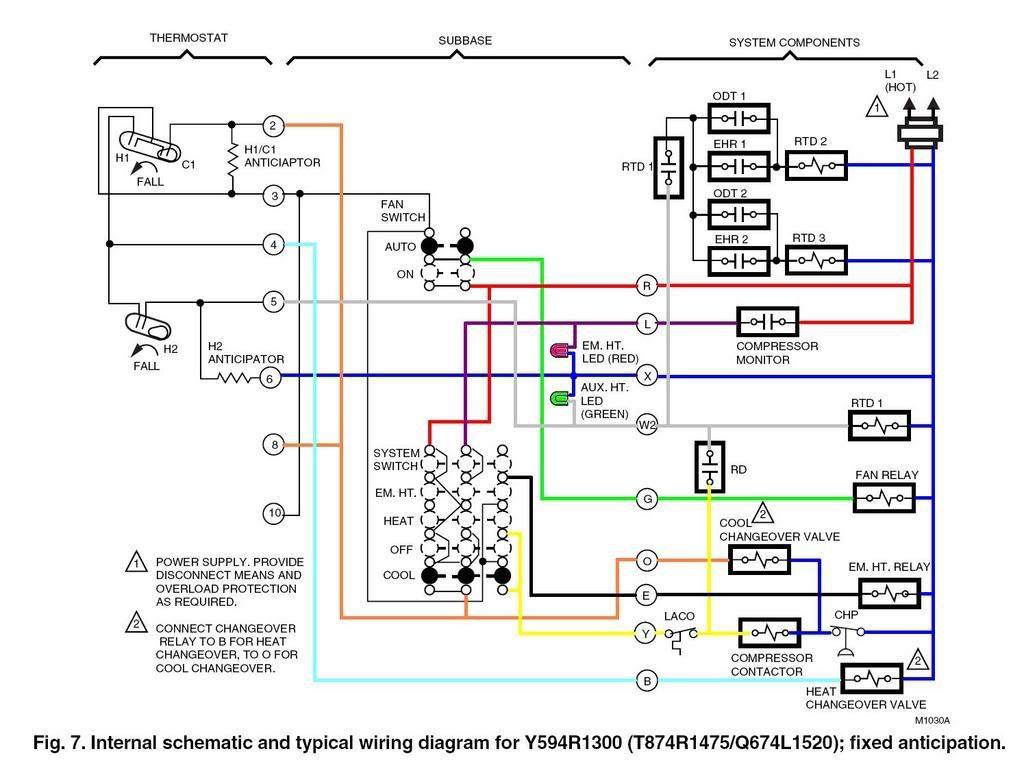 Q674f 1477 Honeywell Wiring Diagram