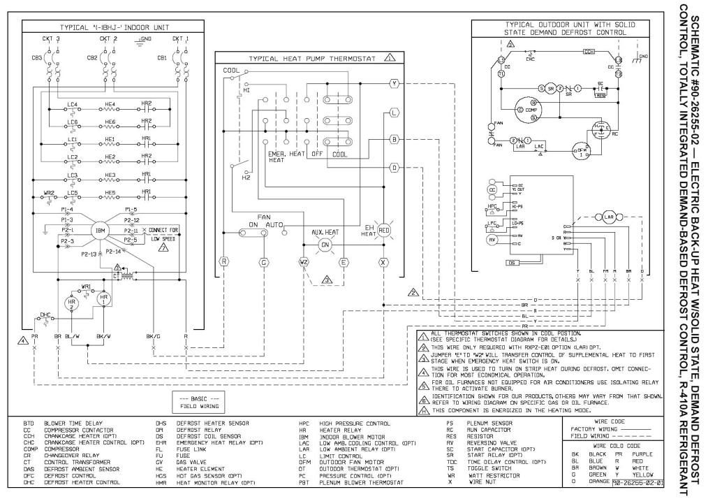 Air Handler Wiring Diagram from diagramweb.net
