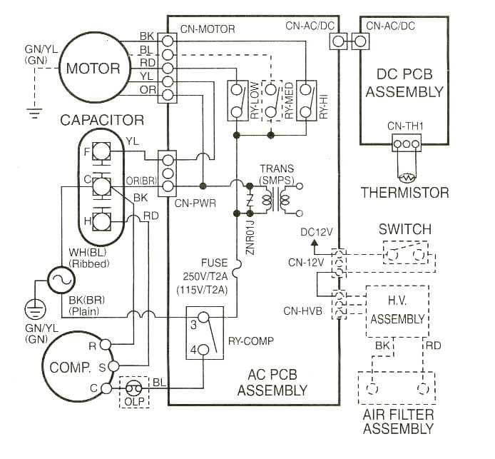 3 Ton Ruud Wiring Diagram - Diagram & Symbol Wiring wires-lover - wires -lover.parliamoneassieme.itwires-lover.parliamoneassieme.it