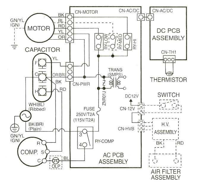Ruud Upmd-048jaz Wiring Diagram Reset Breaker on