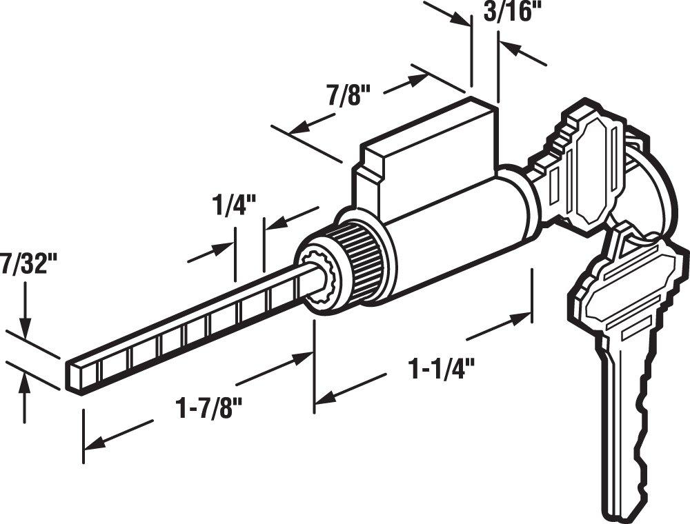 Schlage Lock Parts Diagram