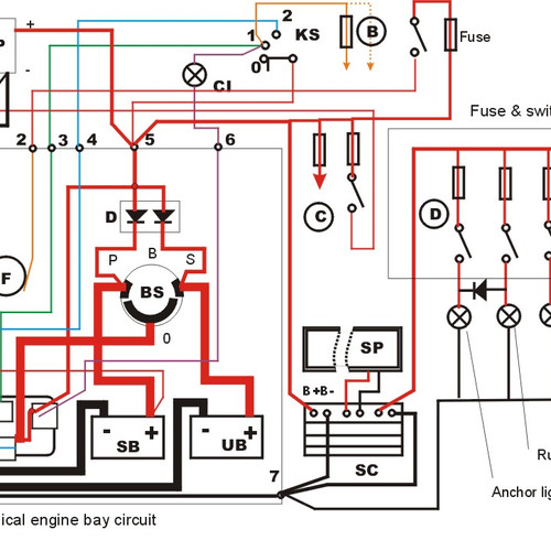 Sdmo Generator Wiring Diagram