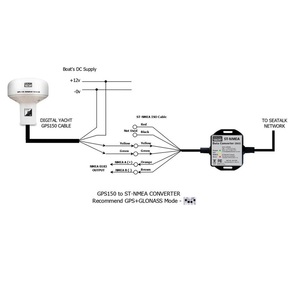 Seatalk Ng To Smartcraft Wiring Diagram