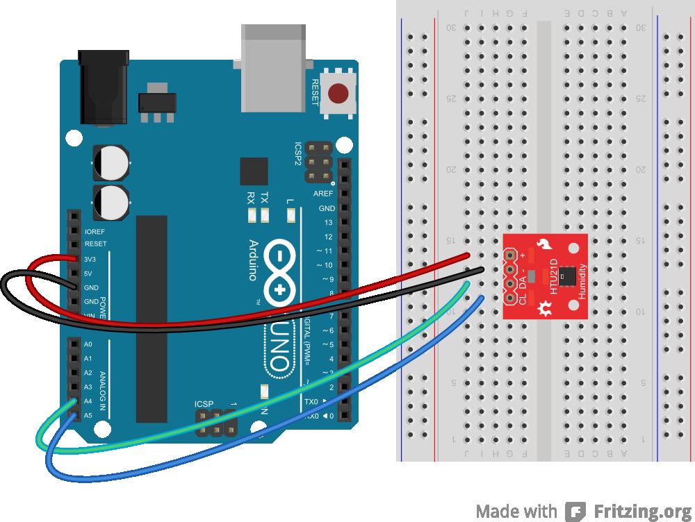 Sht20 Wiring Diagram Arduino Uno
