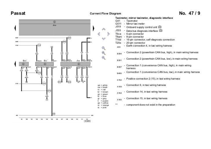 Silent 610 Taximeter Wiring Diagram