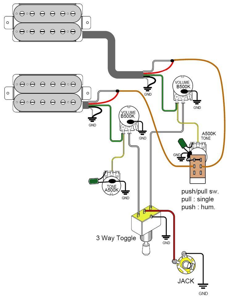sidewinder bass, guitar two, for bartolini 6rc, seymour duncan rail, for bartolini rickenbacker, 2 humbucker 1 single coil guitar, on 2 pickup esquire wiring diagram