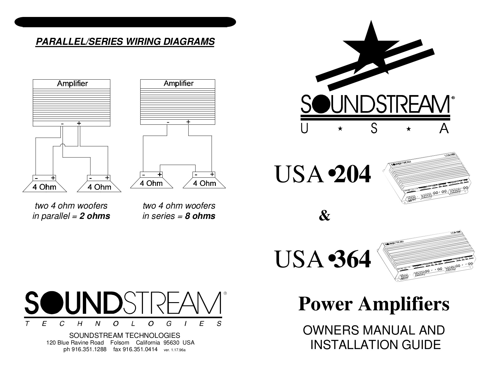 Soundstream Vrn