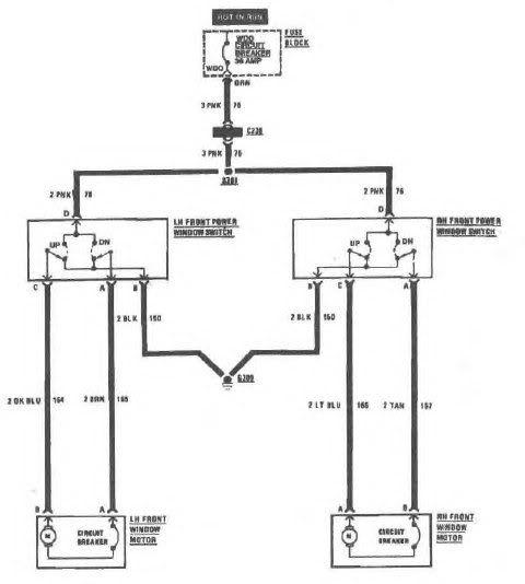 Spal Power Window Switch Wiring Diagram