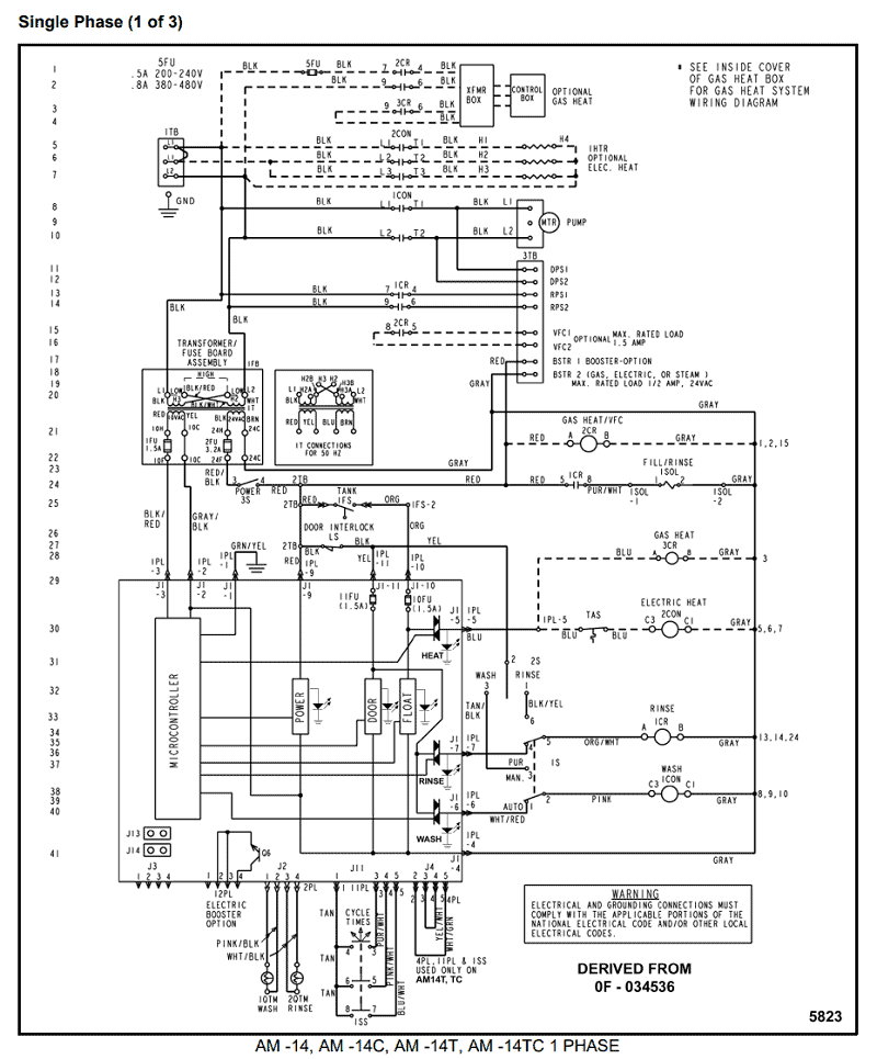 Square D Lighting Contactor Wiring Diagram on
