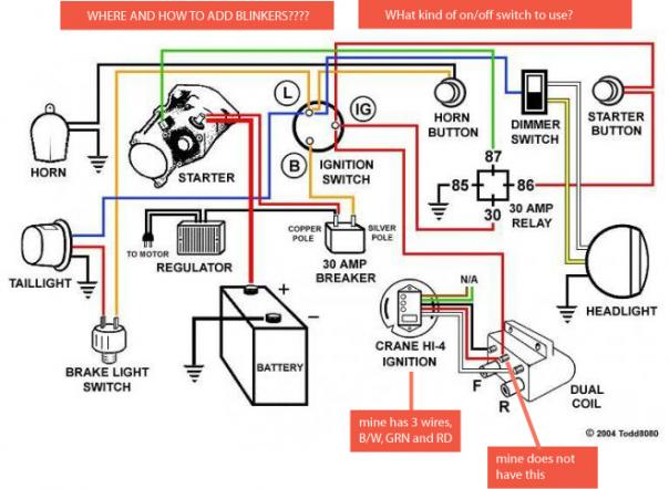 S&s Ignition Wiring Diagram on