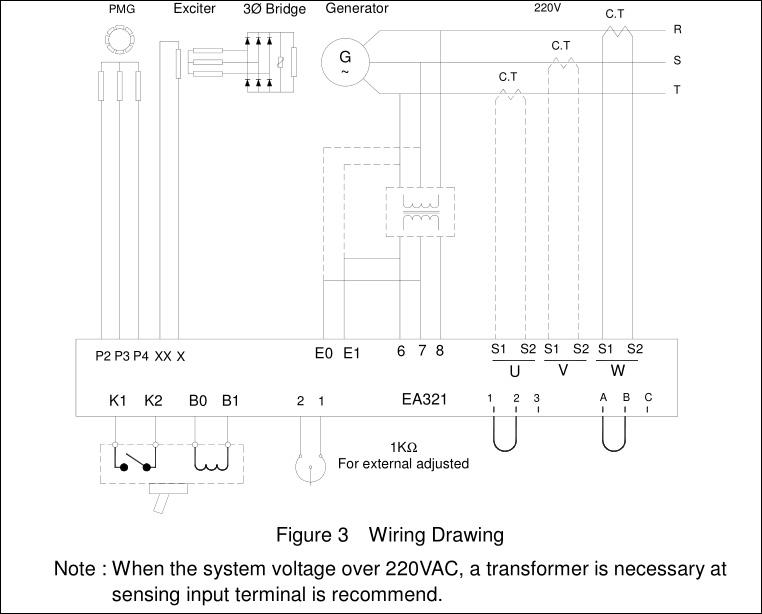Stamford Avr Mx341 Wiring Diagram