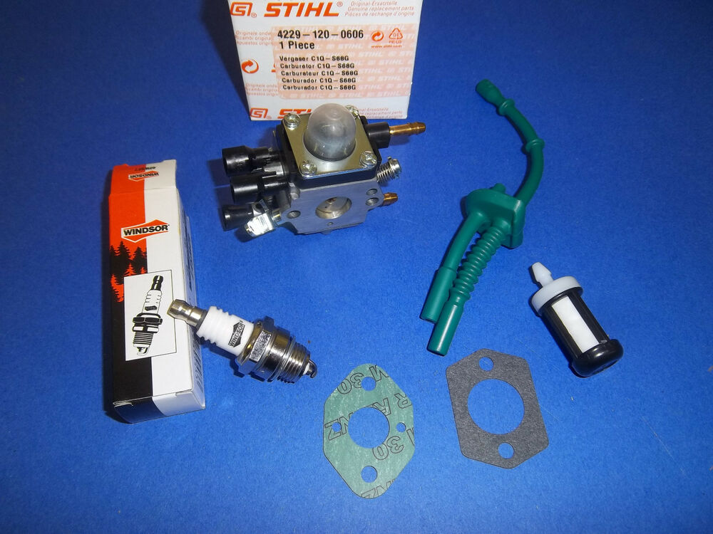 Stihl Bg75 Carburetor Diagram