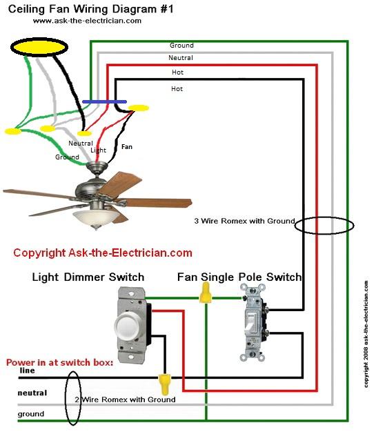 Sumlar 12vdc Ceiling Fan Wiring Diagram
