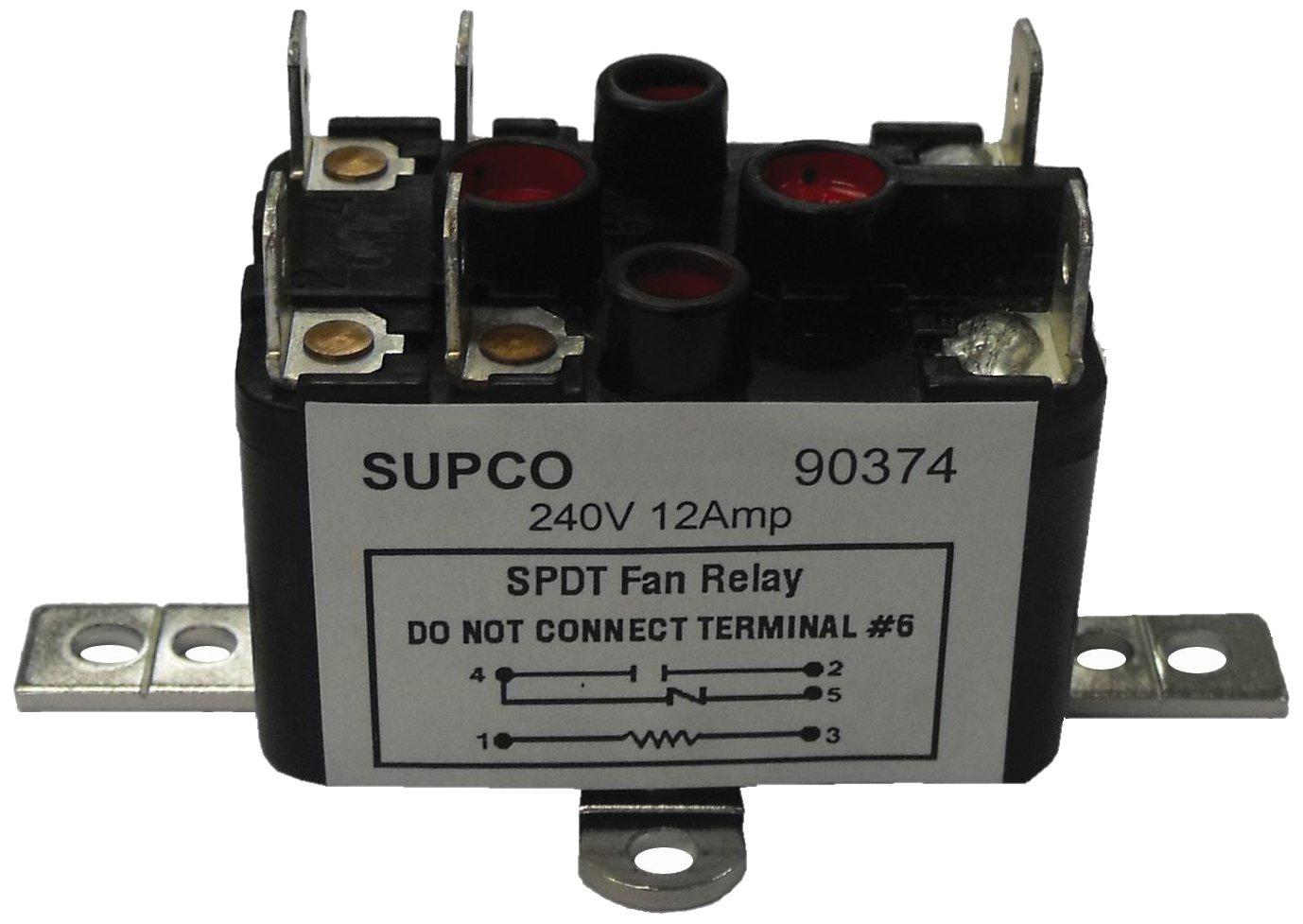 Supco Spp6 Wiring Diagram 2 Pole Run Capicator