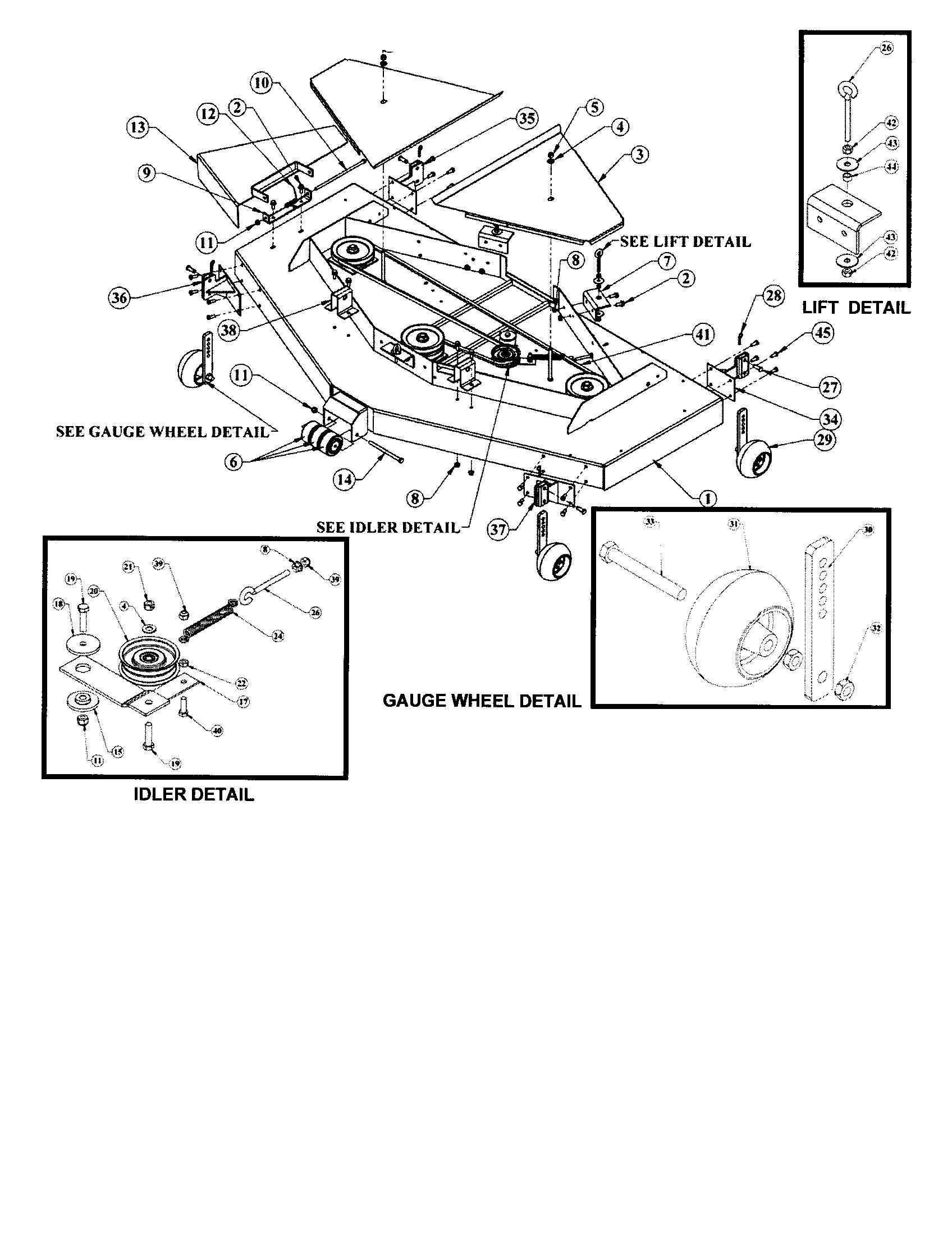 Swisher Ignition Wiring Diagram