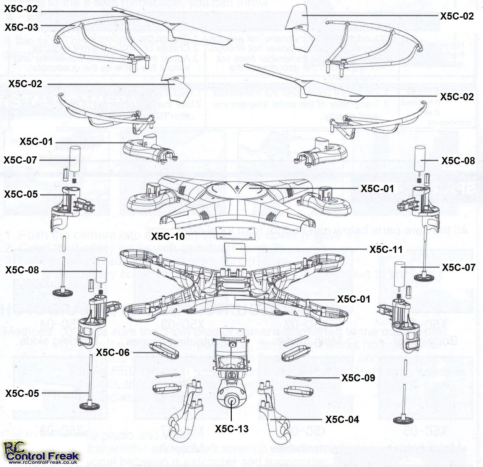 Wire Diagram Drone - Schematics Online on