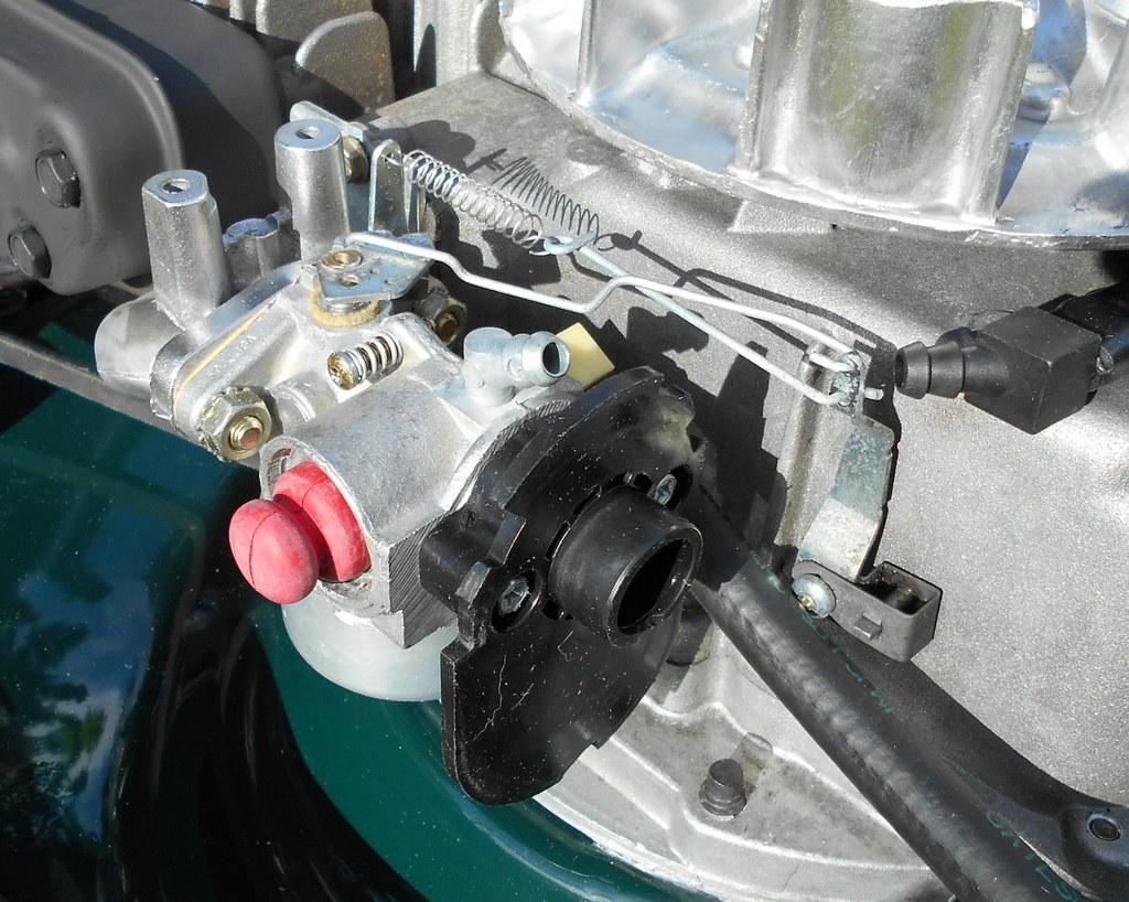 Tecumseh Carburetor Diagram Linkage