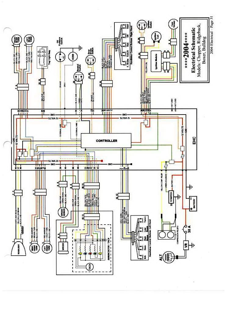 Thunderheart Ignition Wiring Diagram