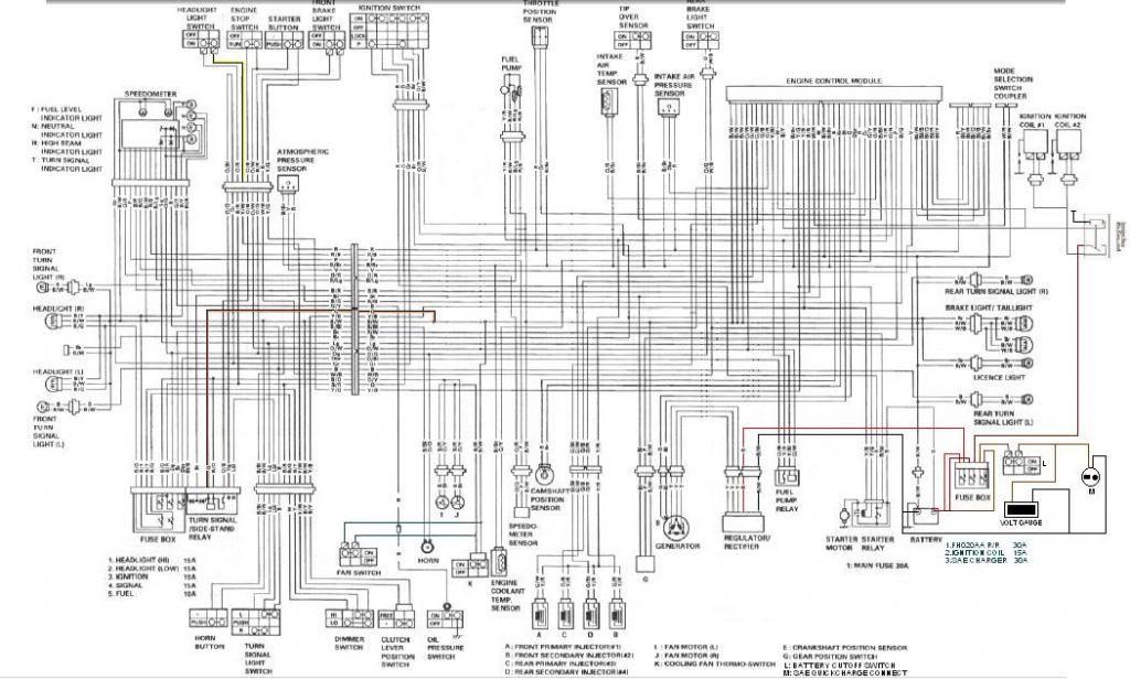 Tl1000r Wiring Diagram