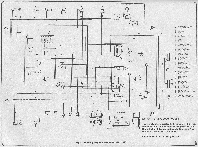 2007 Toyota Fj Cruiser Electrical Wiring Diagram
