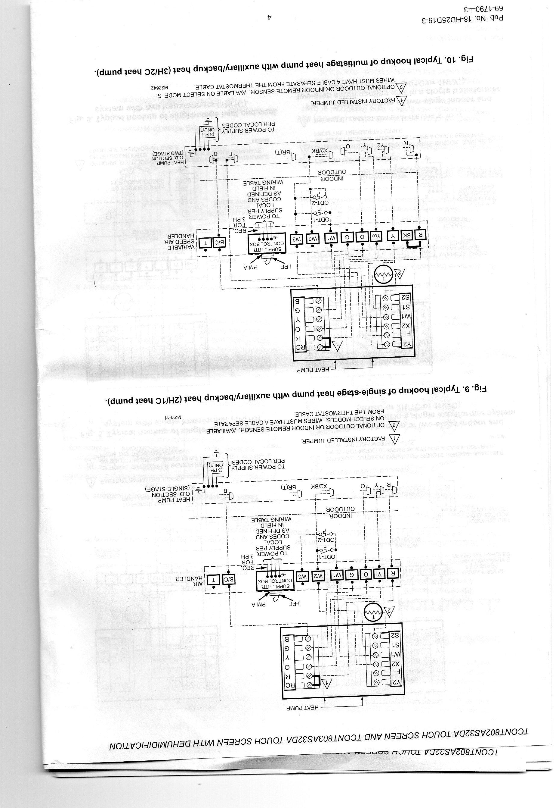 Trane Xr11 Wiring Diagram