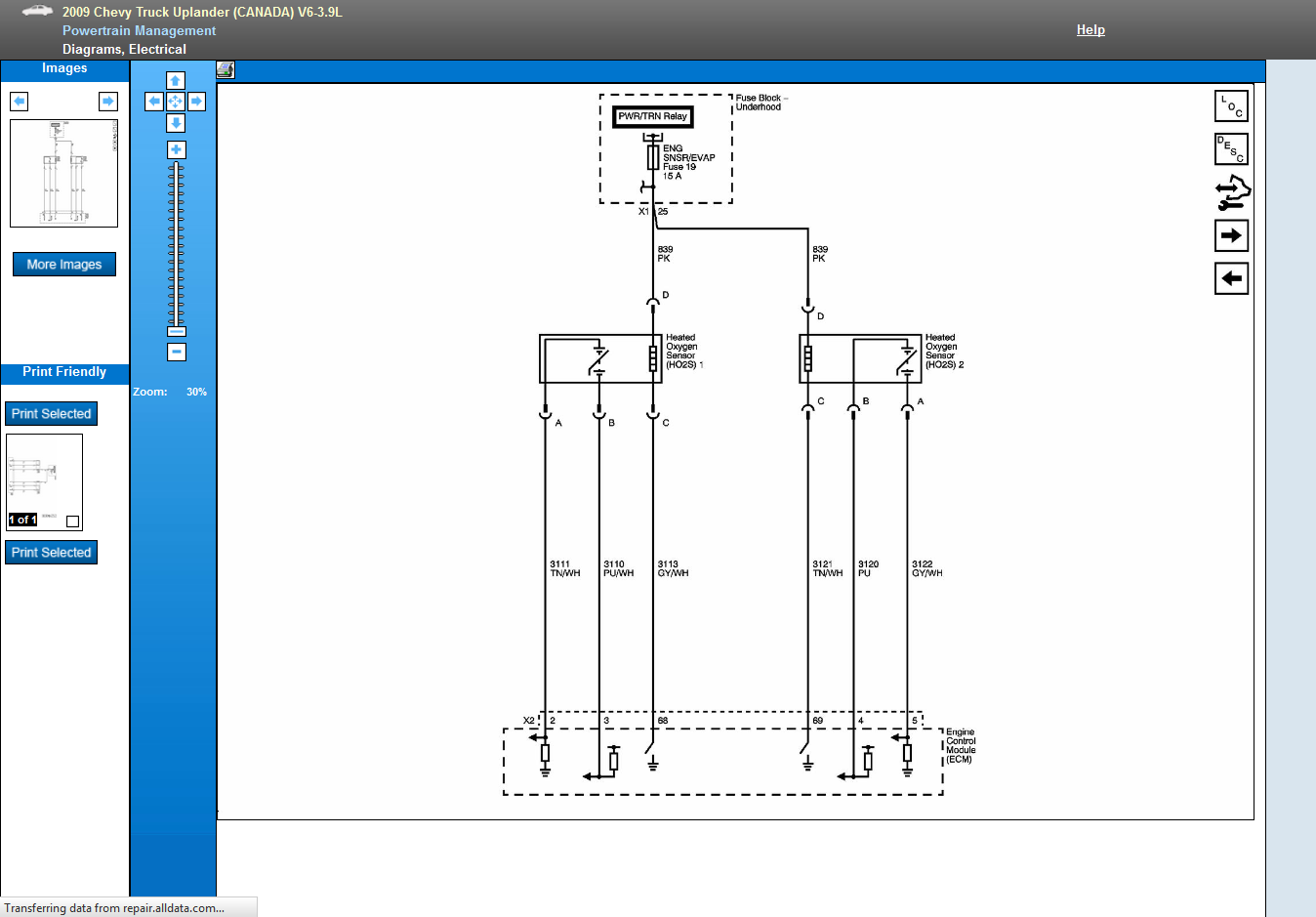 Uplander Wiring Diagram Ckp