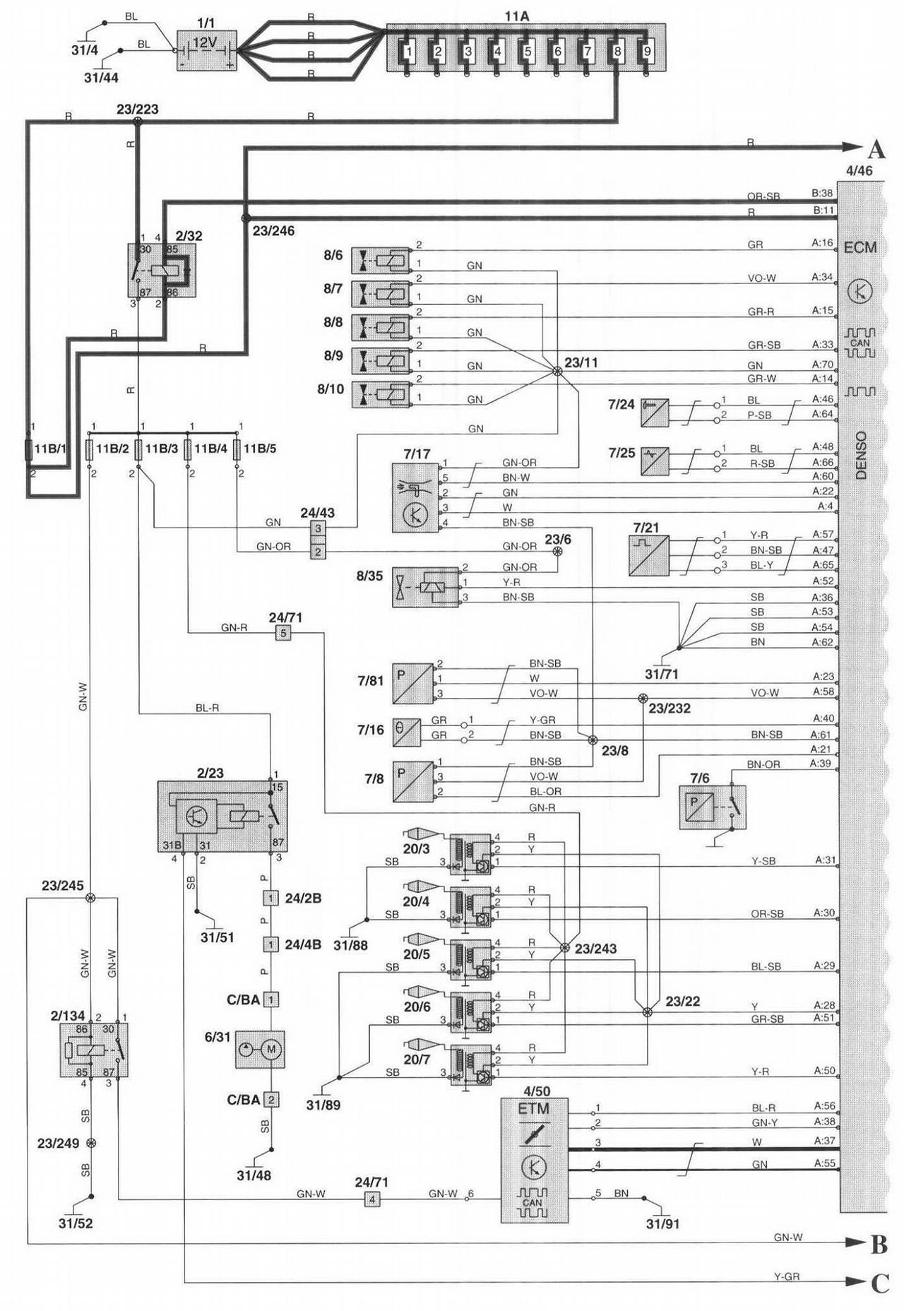 Diagram 2011 Volvo V7xc7s8wiring Diagram Full Version Hd Quality V7xc7s8wiring Diagram Blogwiring2f Atuttasosta It