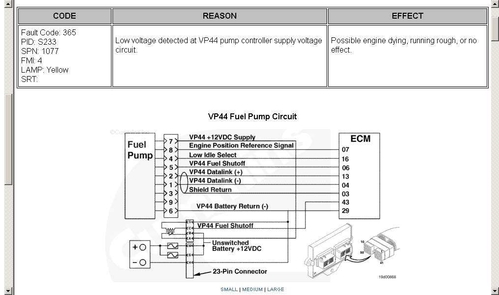 Vp44 Pump Wiring Diagram