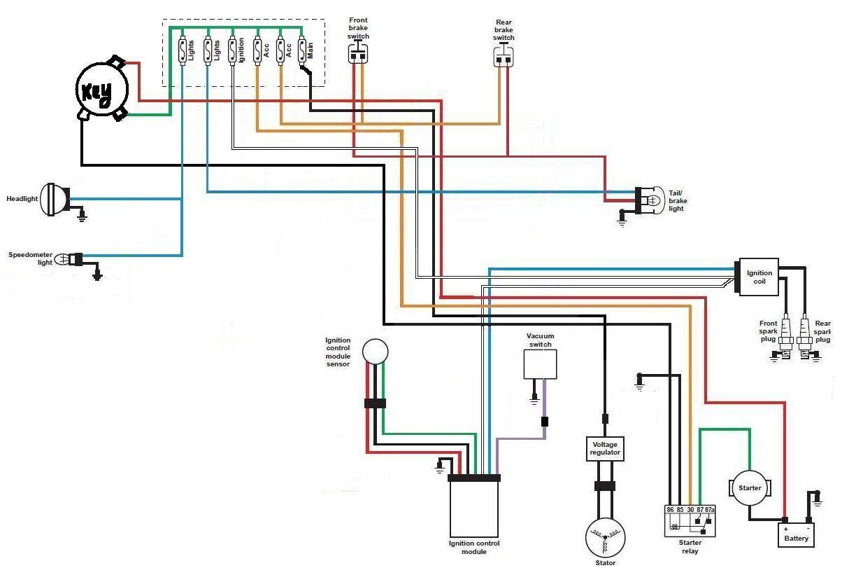 Vrod Coil Wiring Diagram