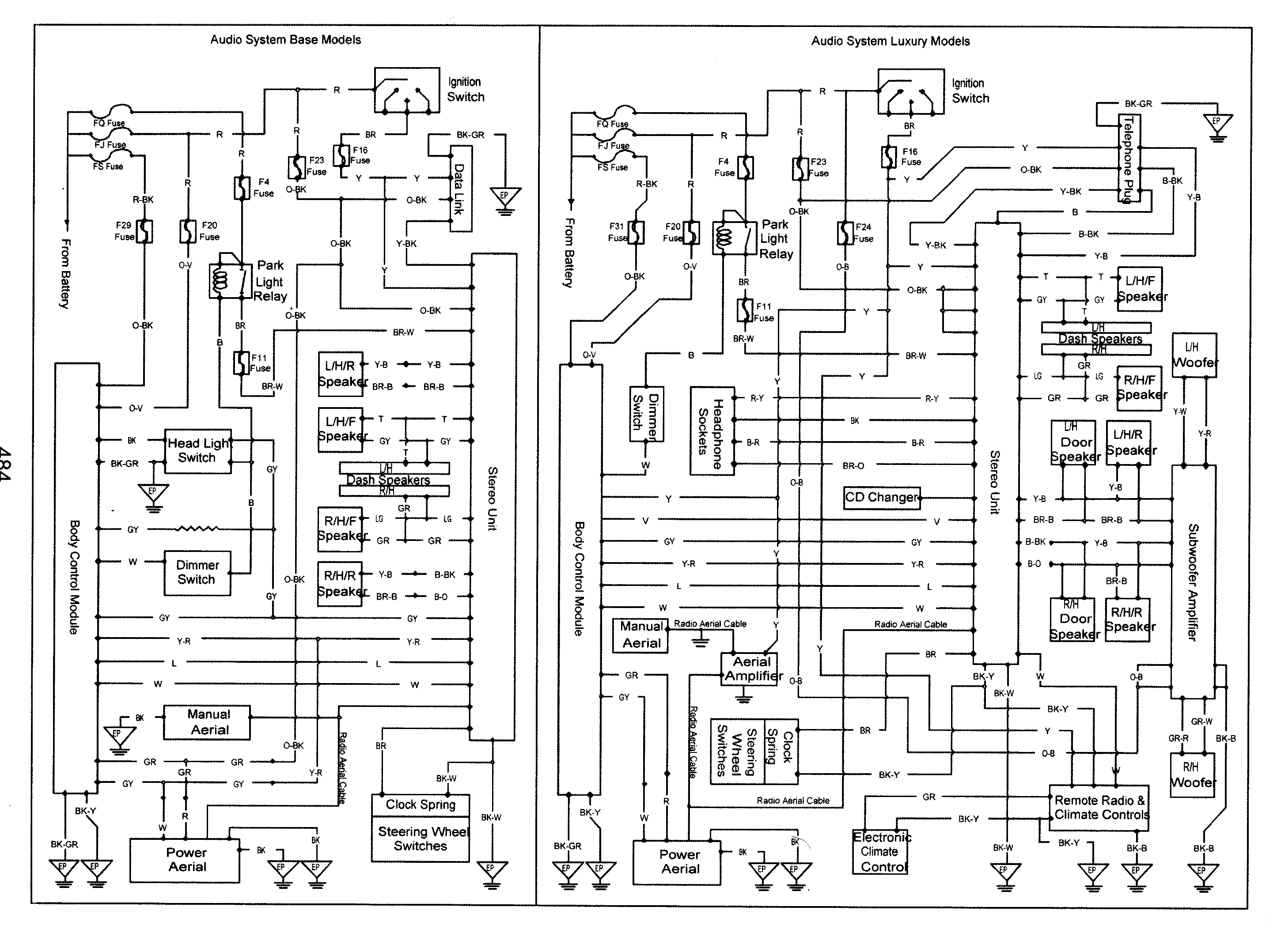 vy ls1 wiring diagram