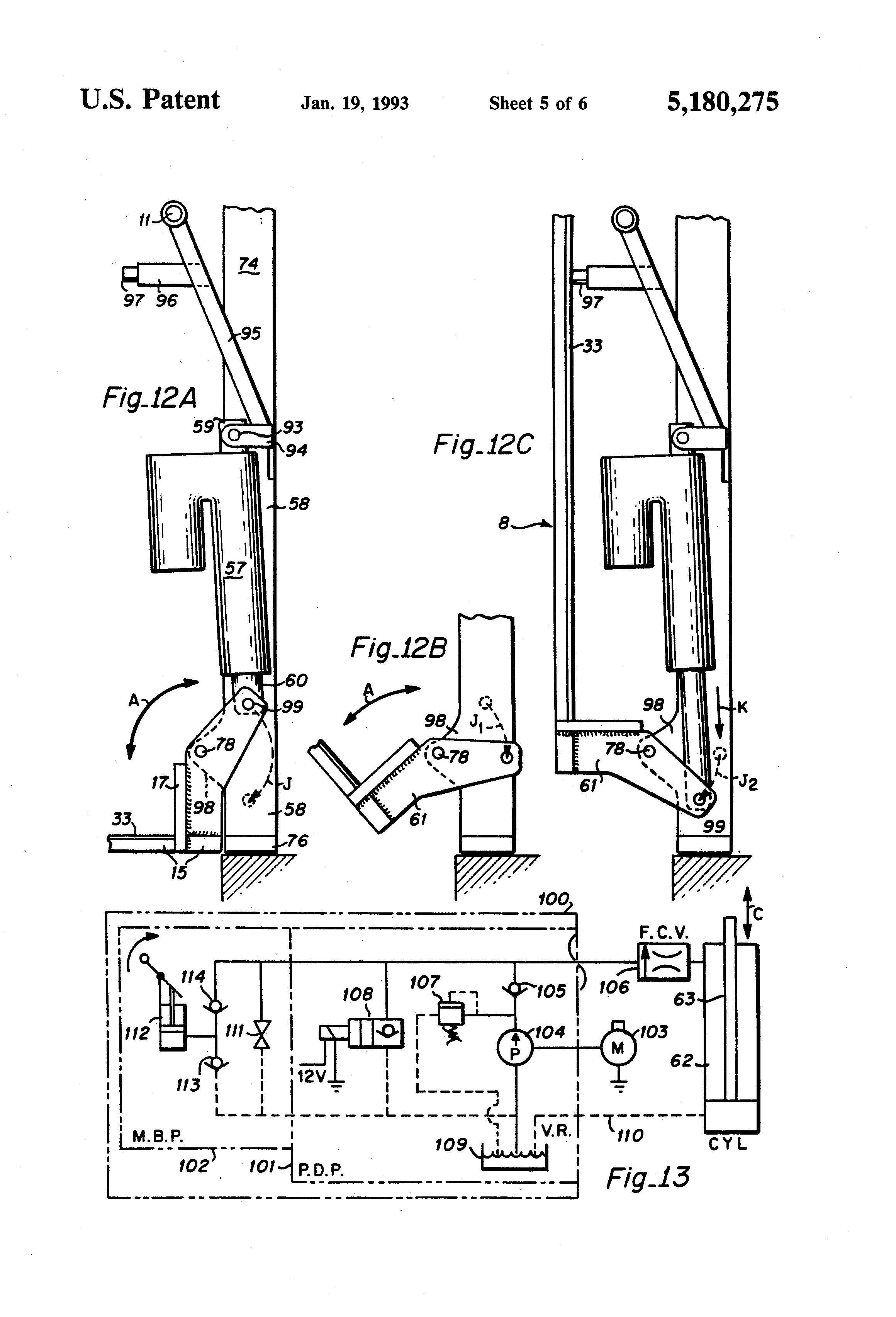 Waltco Liftgate Switch Wiring Diagram