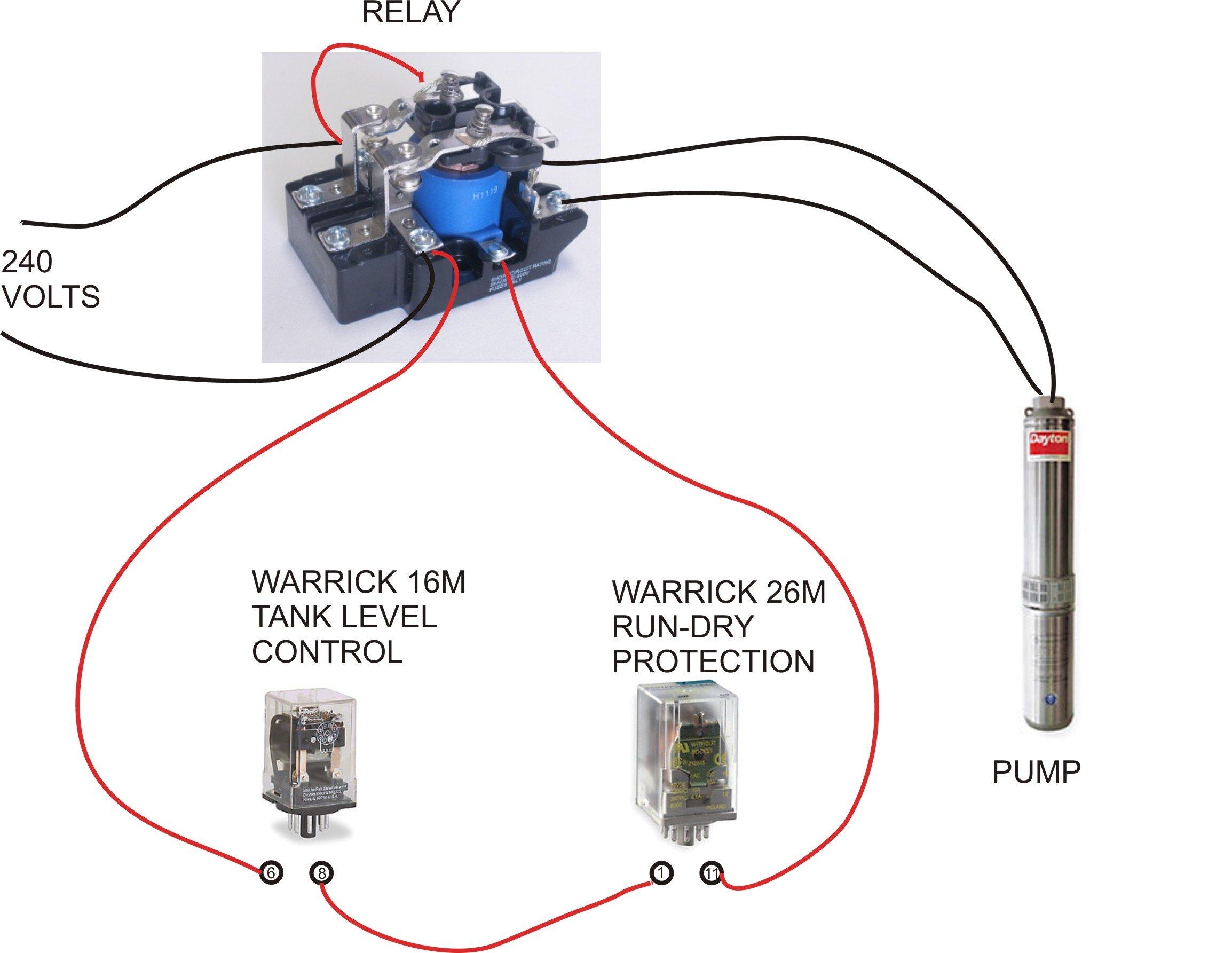 Warrick Controls Wiring Diagram