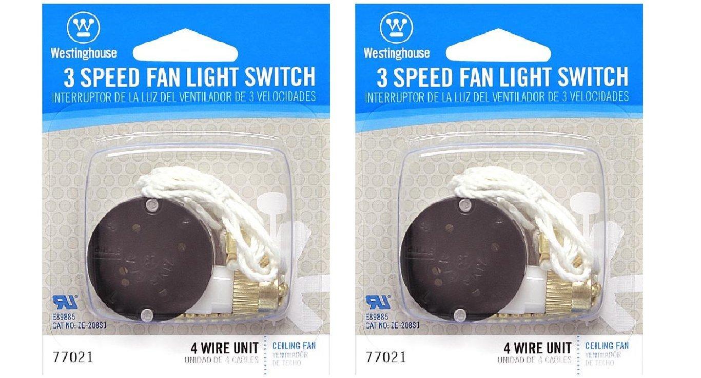 Westinghouse 3 Speed Fan Switch 77021 Wiring Diagram