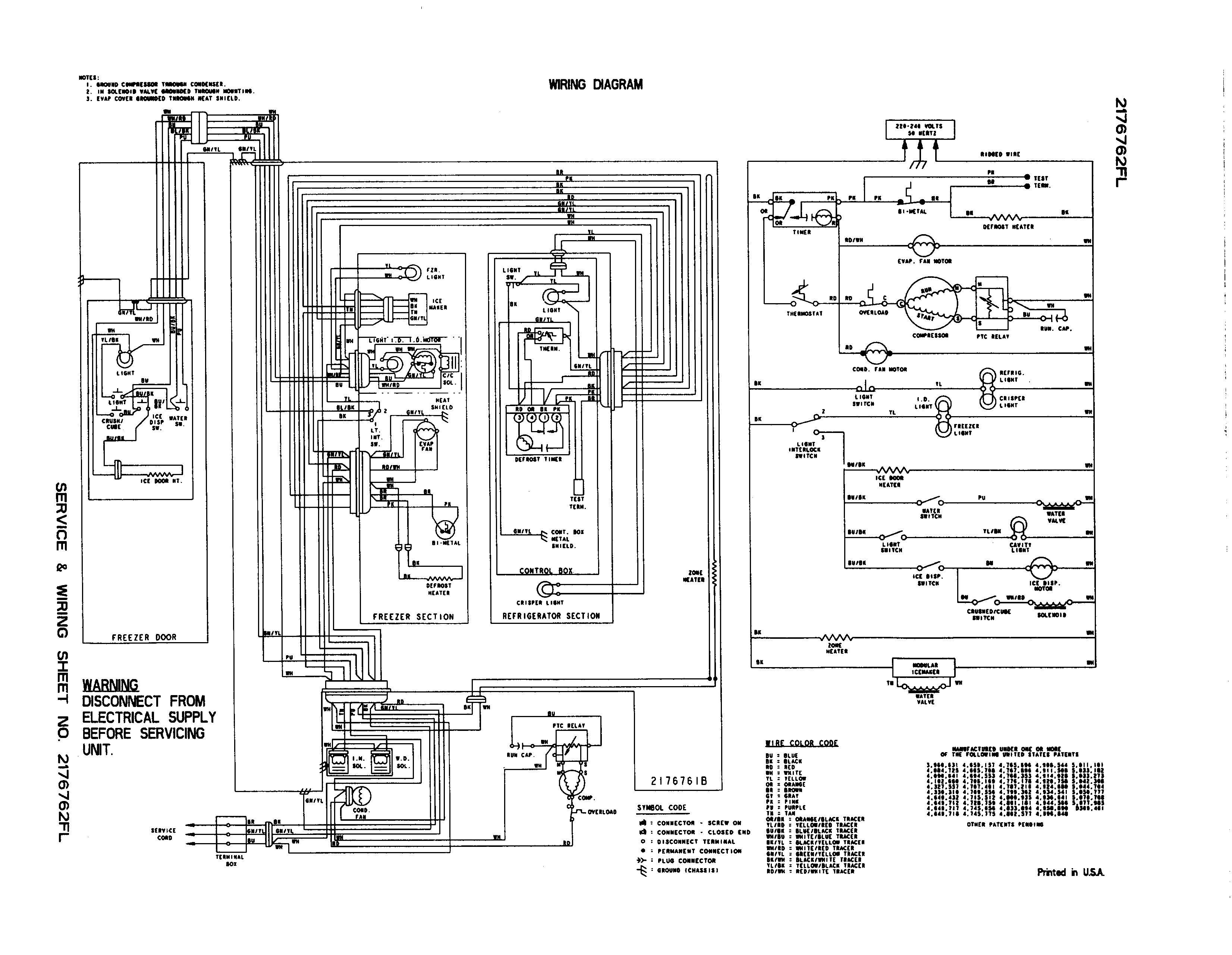 Whirlpool Microwave Wmh32519fb0 Wiring Diagram