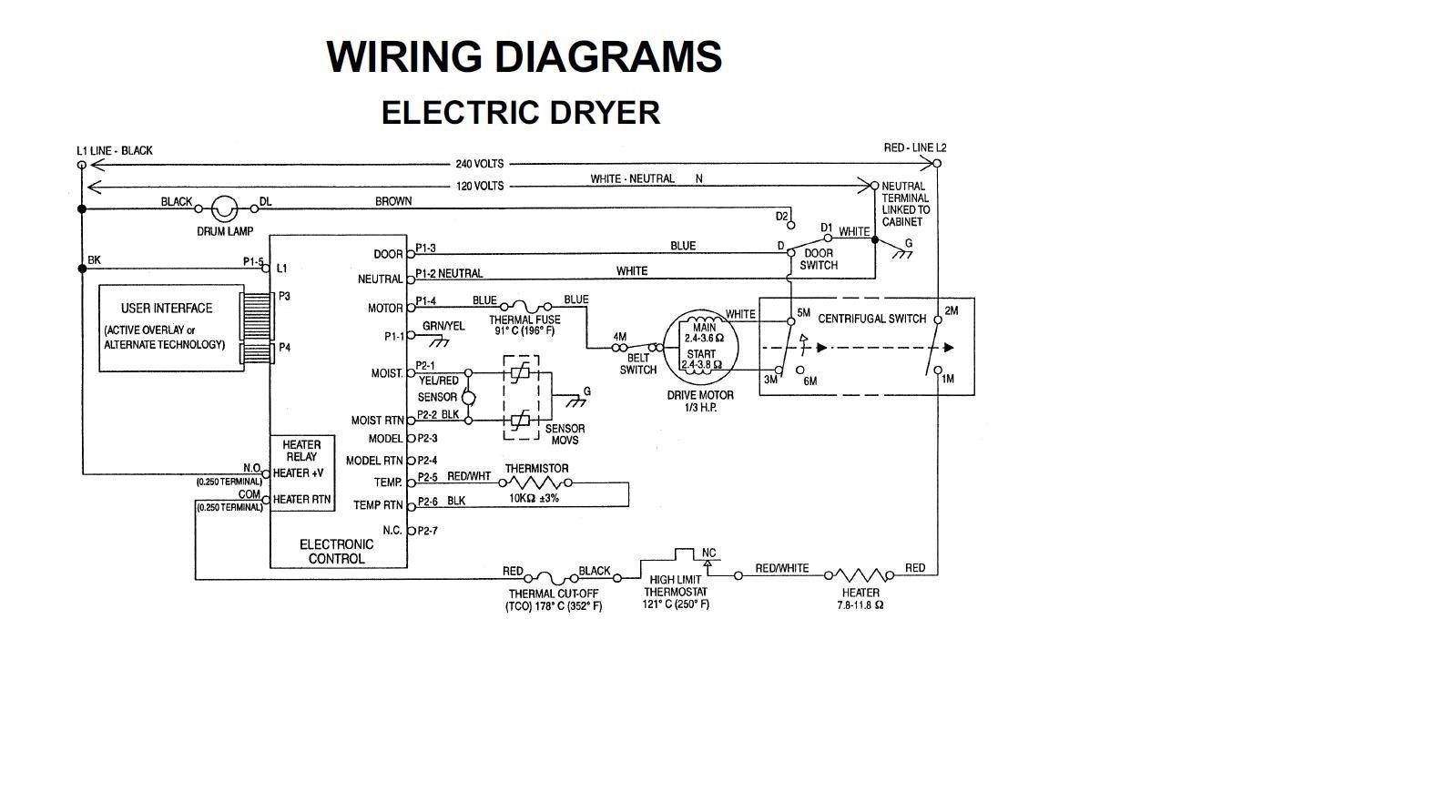 Whirlpool Wtw8240yw0 Wiring Diagram