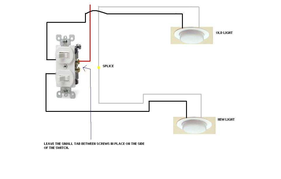 Wiring A Leviton Combination Two Switch