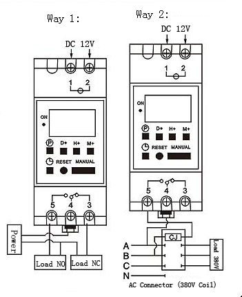 Dc Relay Socket Wiring. Car Relay Wiring, Auto Relay Wiring ... on