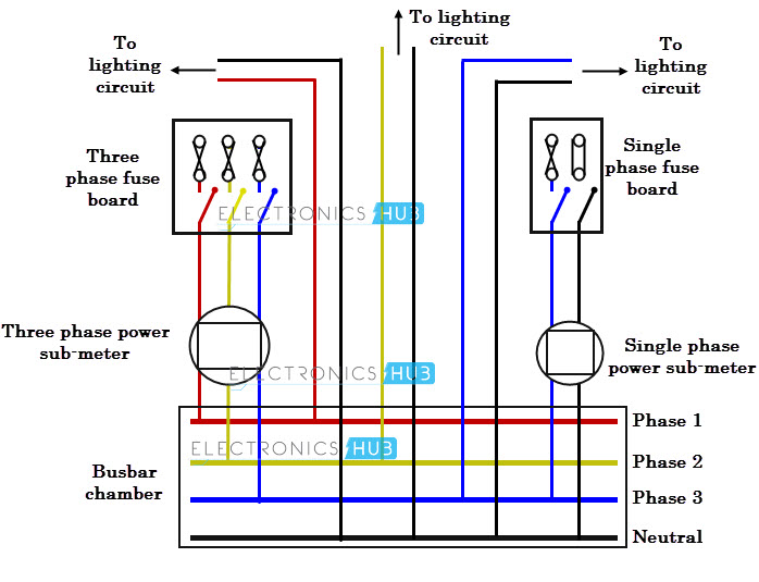 Wiring Diagram 230v Single Phase Air Conditioner With 2