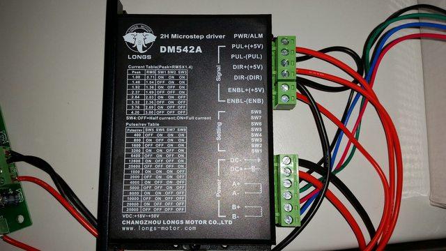 Wiring Diagram Dm542t