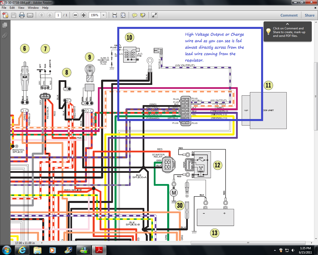 1995 Polari Big Bos Wiring Diagram