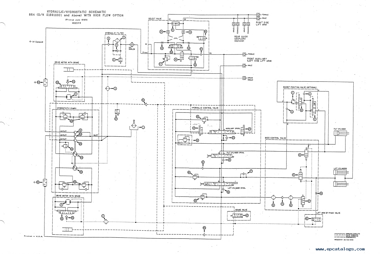 Wiring Diagram For 753 C Bobcat