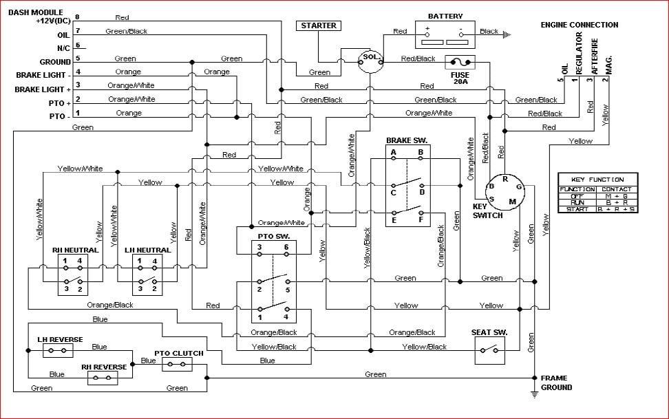 Cub Cadet Lt1042 Wiring Diagram from diagramweb.net