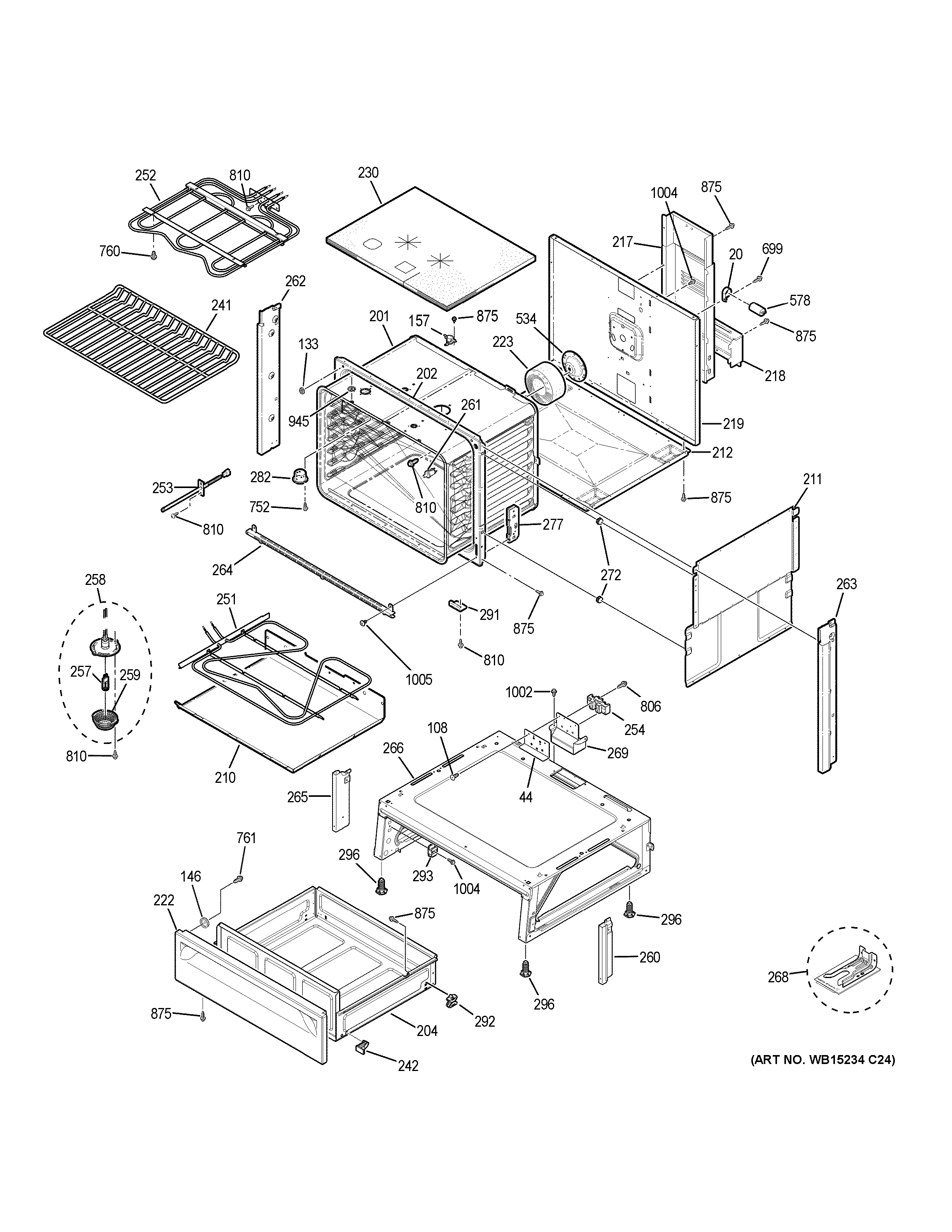Wiring Diagram For Ge Js750sf1ss
