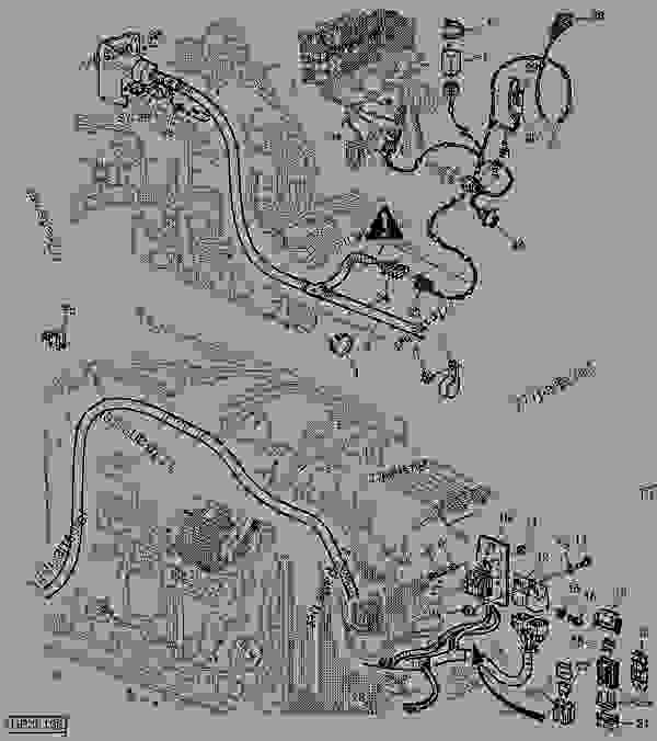 Wiring Diagram For John Deere L118