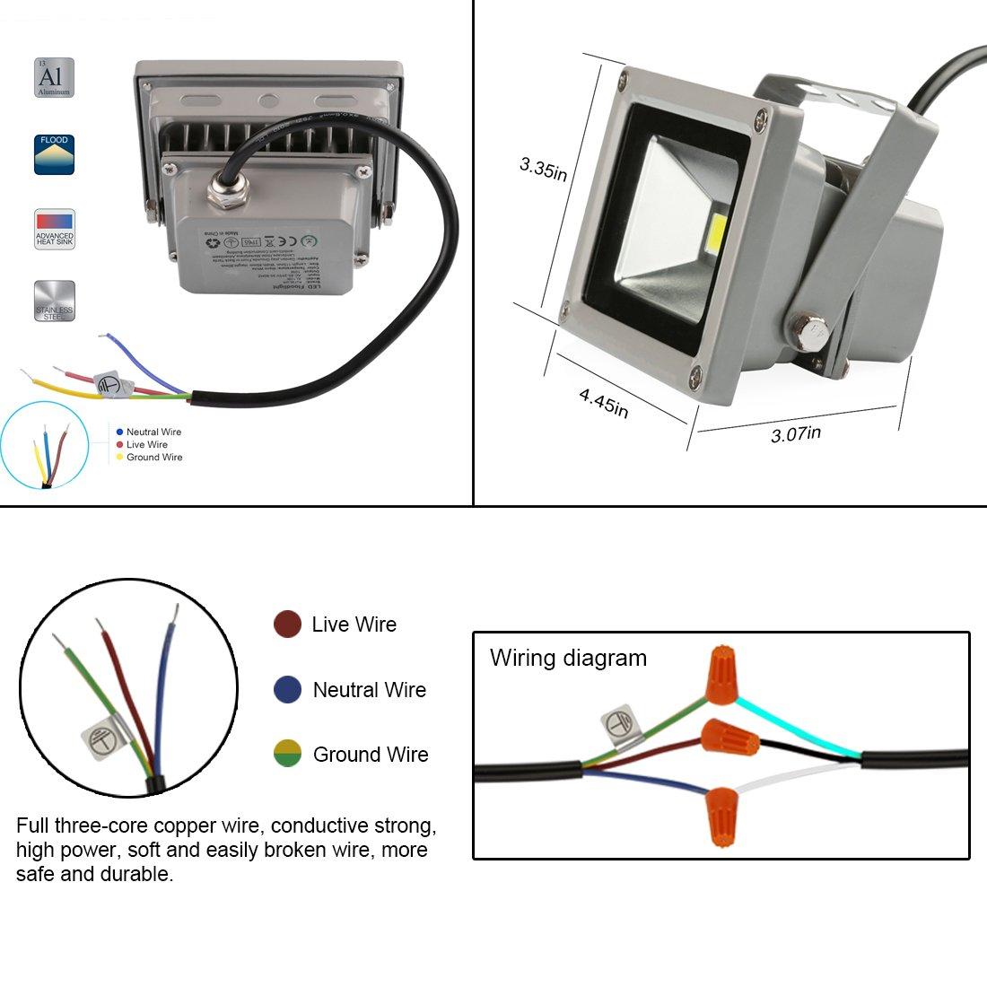 Diagram 120v Led Flood Light Wiring Diagram Full Version Hd Quality Wiring Diagram Wiringday6 Aubergedesgorgesdelavis Fr
