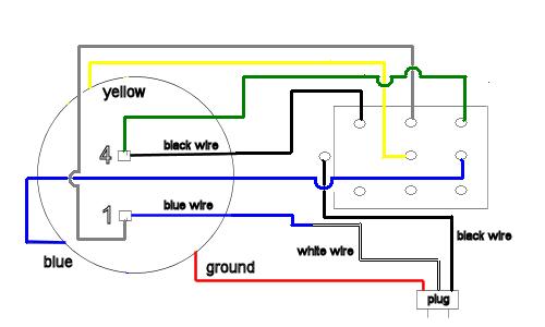 Wiring Diagram For Marathon Nzm 56b34d15524a-gx Electric Motor on