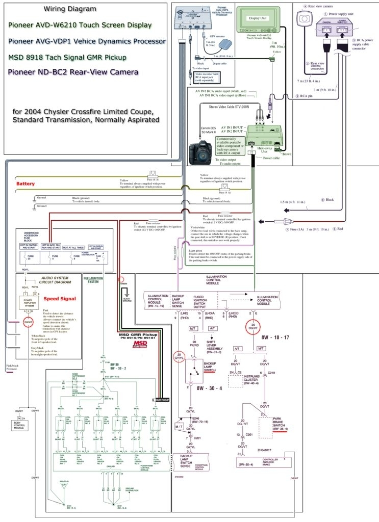 Pioneer Deh-150Mp Wiring Diagram from diagramweb.net