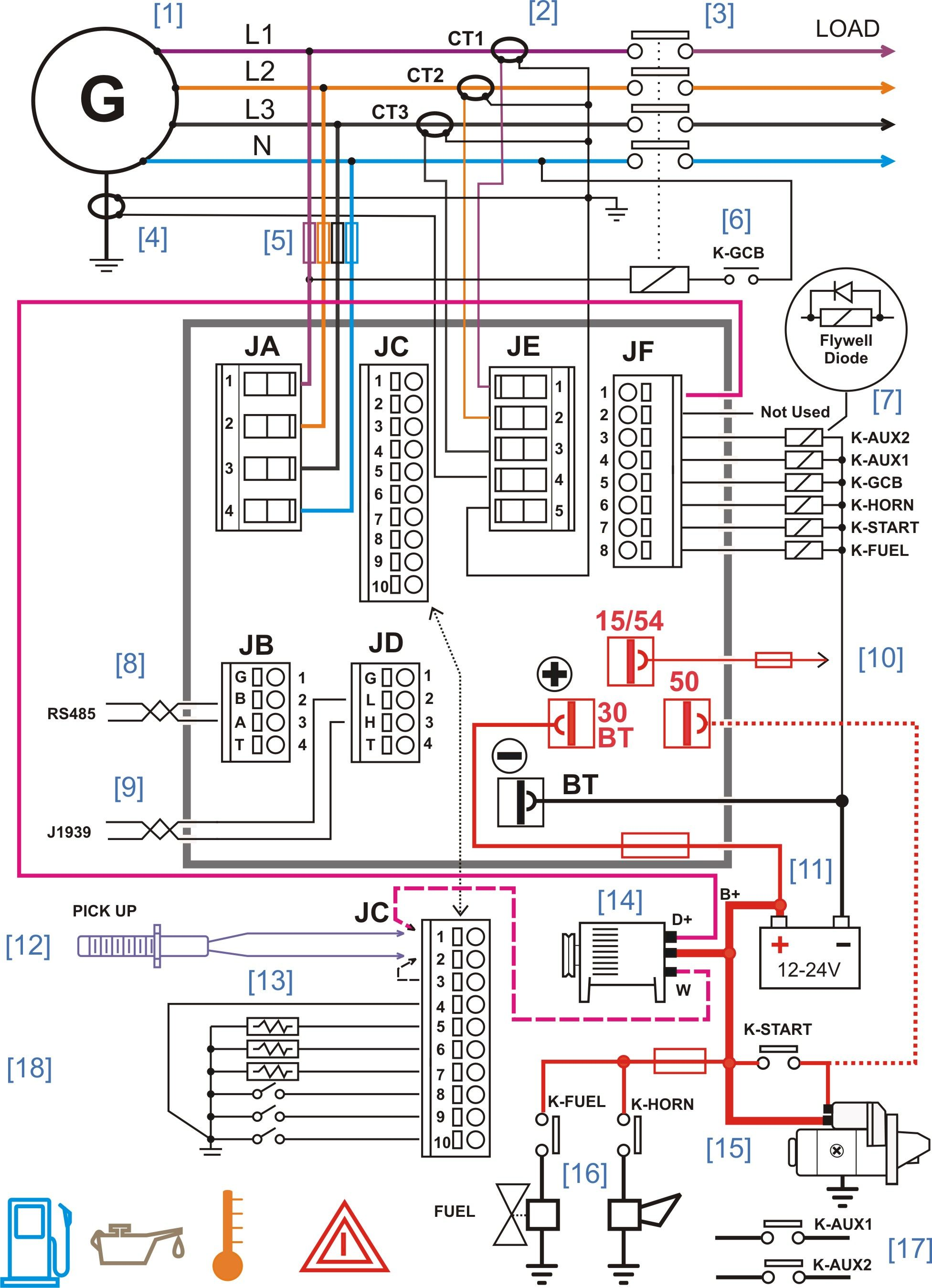 Wiring Diagram For Power Mate Gt5250
