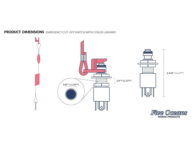 Wiring Diagram For Seadog Safety Kill Switch